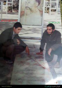 شهید سید رسول حسینی – میثم کمالزاده